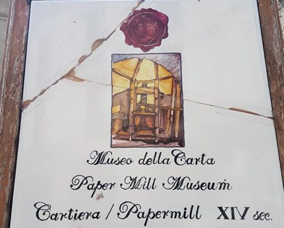 Museu do Papel de Amalfi