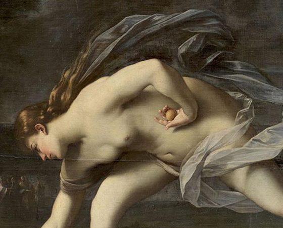Hipômenes e Atalanta, Guido Reni
