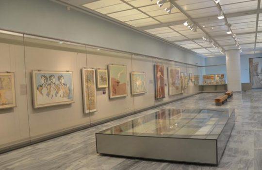 Museu Arqueológico de Heraklion