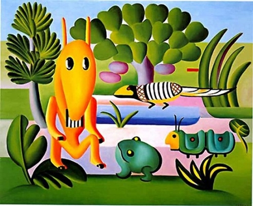 A Cuca – Tarsila do Amaral