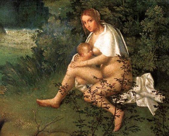 A Tempestade, Giorgione