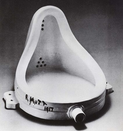 Fonte, Marcel Duchamp