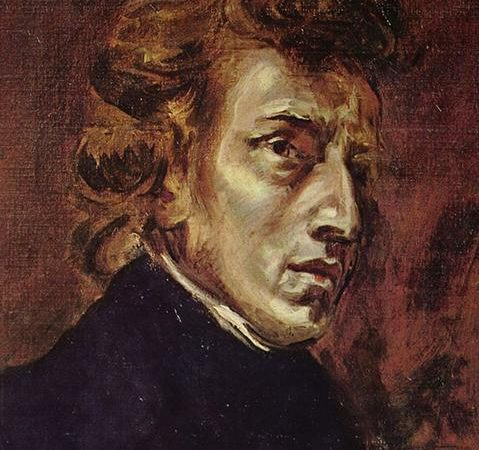 A Amizade entre Delacroix e Chopin