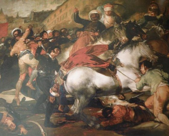 O 2 de Maio de 1808 em Madri, Francisco de Goya