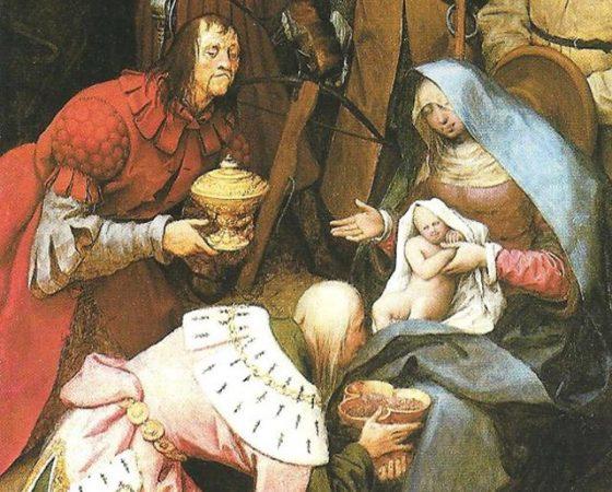 A Adoração dos Magos, Pieter Bruegel, o Velho