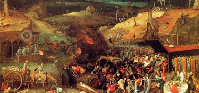 O Triunfo da Morte, Pieter Brueghel, o Velho