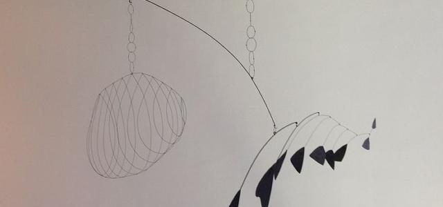 Alçapão de Lagosta e Cauda de Peixe, Alexander Calder