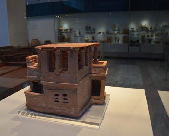 Casa Minoica, Museu Arqueológico de Heraklion