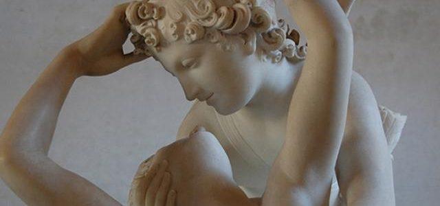 Cupido e Psique, Antonio Canova