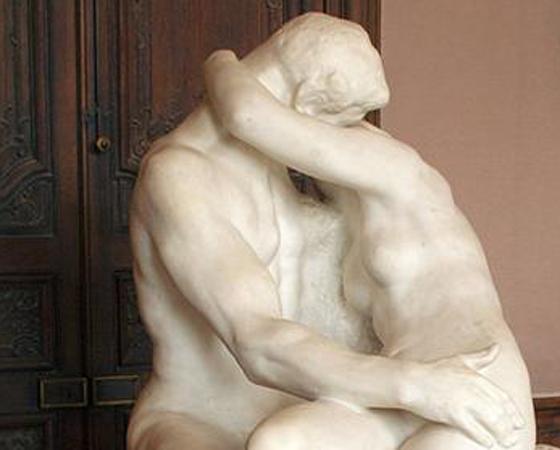 O Beijo, Auguste Rodin
