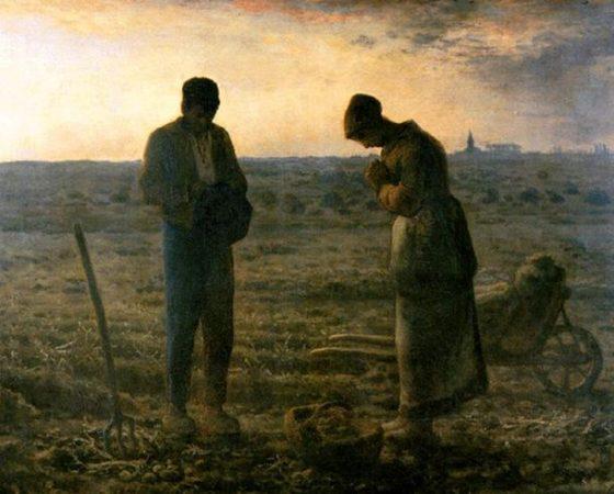 Angelus, Jean-François Millet