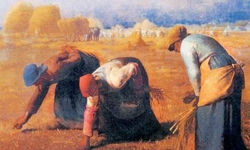 As Respingadeiras ou As Respigadoras, Jean François Millet