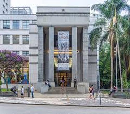 Exposições na Biblioteca Mário de Andrade – SP