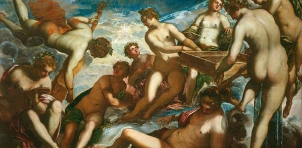 As Musas, Tintoretto