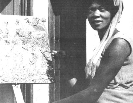 Exposição Maria Auxiliadora: A vida cotidiana, pintura e resistência da Obra