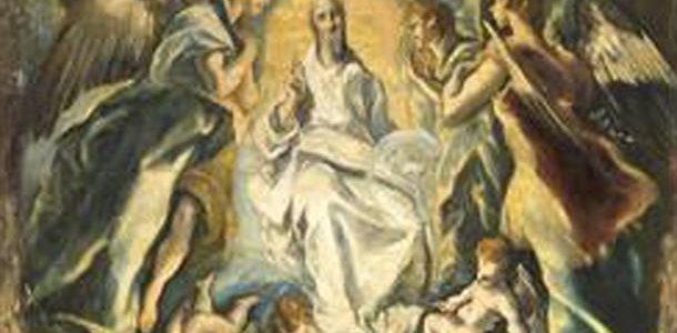O Batismo de Cristo, El Greco