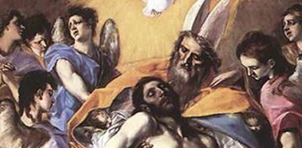 A Trindade, El Greco