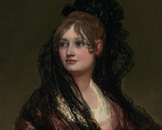 Dona Isabel de Porcel, Francisco de Goya