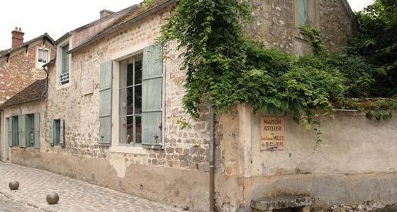 Casa Estúdio de Jean-François Millet