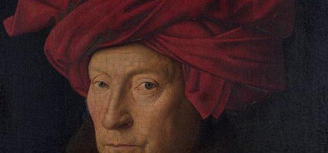 O Homem de Turbante, Jan van Eyck