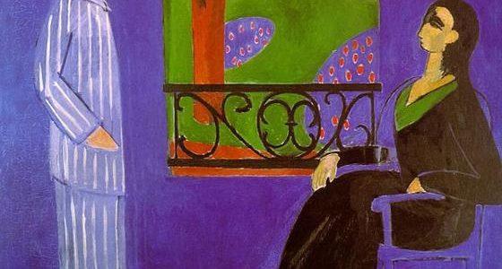 Conversa, Henri Matisse