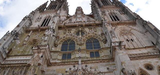 Catedral de São Pedro em Ratisbona