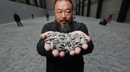 Ai Weiwei Raiz | Oca Parque Ibirapuera | SP