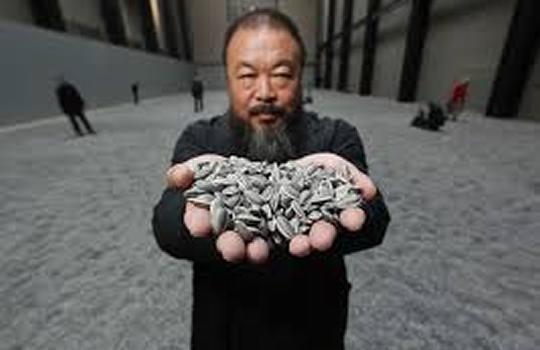 Ai Weiwei Raiz   Oca Parque Ibirapuera   SP