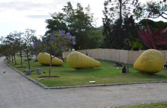 Parque das Esculturas, Santiago do Chile