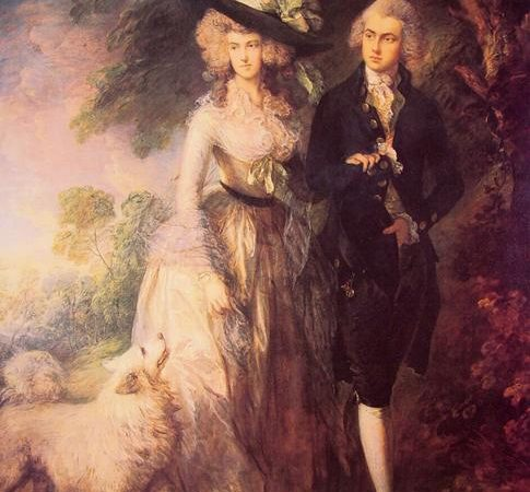 O Passeio Matinal, Thomas Gainsborough