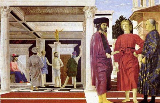 Flagelação de Cristo, Piero della Francesca