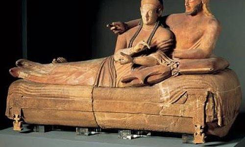 Você conhece a Arte Etrusca?