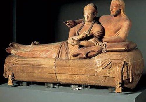 Arte Etrusca – você sabia ?