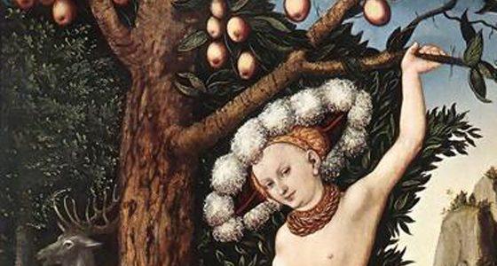 Vênus e Cupido, Lucas Cranach, o Velho