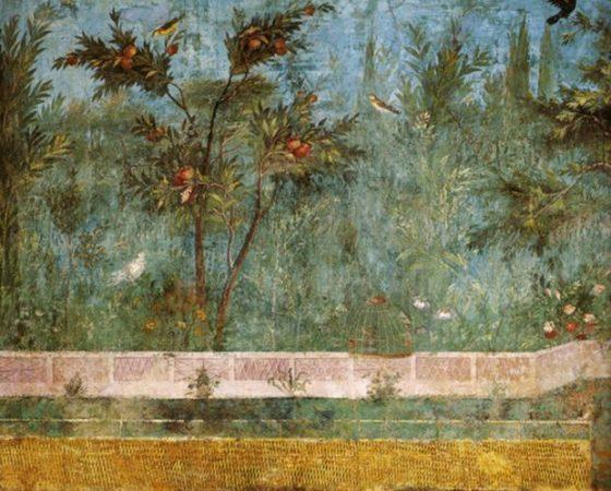 Afresco Giardino, Villa di Livia