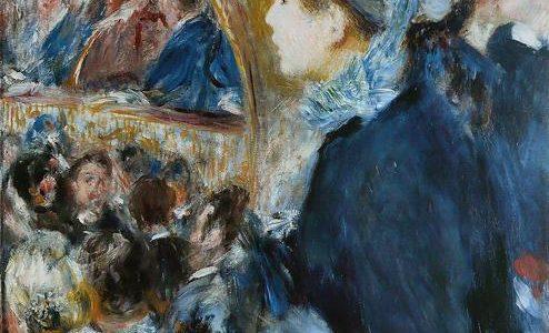 A Primeira Saída, Pierre-Auguste Renoir