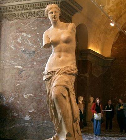 Você conhece a Vênus de Milo?