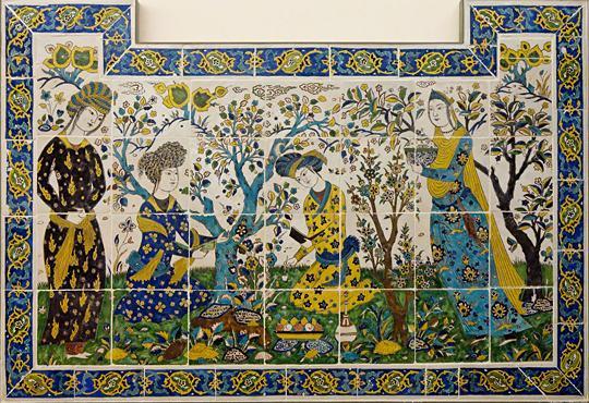 Painel de Azulejos do Século XVII